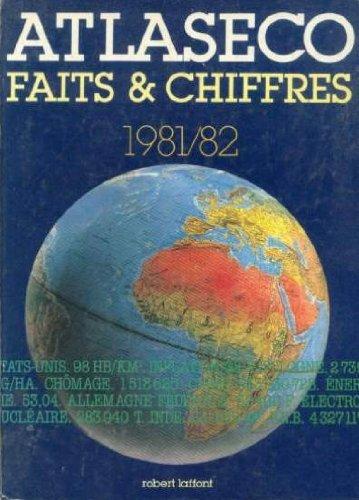 ATLASECO FAITS & CHIFFRES 1981 par COLLECTIF