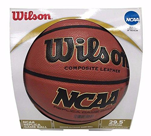 Wilson NCAA Balón Baloncesto - réplica Pelota Juego
