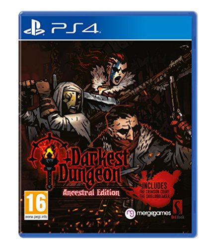 Darkest Dungeon: Ancestral Edition (PS4) Best Price and Cheapest