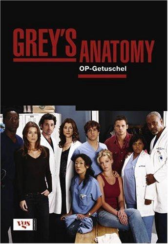 Preisvergleich Produktbild Grey's Anatomy: OP-Getuschel/Bargeflüster