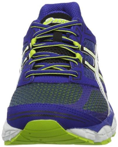 Asics Gel-Pulse 5 chaussure de running pour homme Bleu  (Blau/weiß/grün)