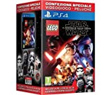 LEGO STAR WARS PS4 + PELUCHE STAR WARS