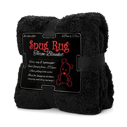 Snug Rug Special Edition Luxury-Manta Lana Sherpa