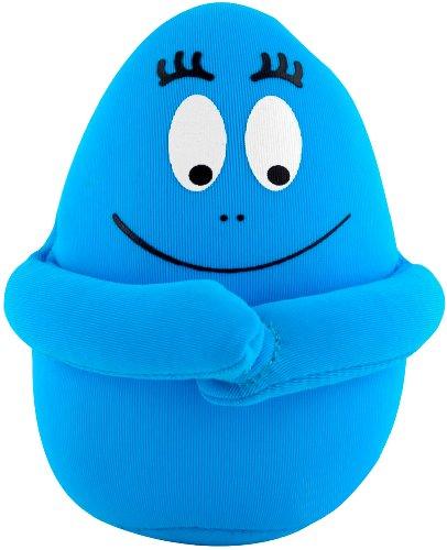 Leblon Delienne Coussin Barbapapa - 10 cm - Bleu
