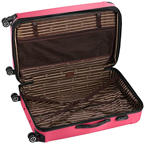 Shaik Trolley Koffer, 50 Liter, Pink -
