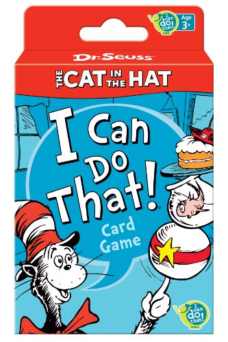 (Dr. Seuss Cat in the Hat Card Game)