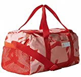 adidas Damen Good Team Graphic 1 Sporttasche, Sun Glow/Core Red/White, 46 x 23 x 24 cm