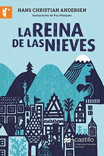 La Reina de las Nieves (serie naranja) por Hans Christian Andersen