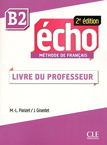 Download Echo Niveau B2 Guide Pedagogique 2eme Edition
