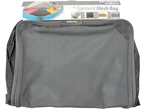 Sea To Summit Garment Mesh Bag Large Größe: OneSize Farbe: black-grey