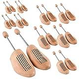 Jago Schuhspanner aus Holz in verschiedenen Größen als 5er- oder 10er-Set