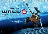 WALL-E - Der Letzte räumt die Erde auf (Wandkalender 2017 DIN A4 quer): Das ideale Geschenk für Wall-E-Fans (Monatskalender, 14 Seiten ) (CALVENDO Spass)