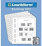 LEUCHTTURM Nachtrag Österreich 2017 mit SF-Schutztasche | Vordruckblätter für das Sammelgebiet Österreich