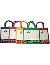 SMALL MULTIPURPOSE SHOPPING BAGS SET OF 5