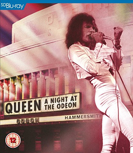 A Night At The Odeon - Hammersmith 1975 (SD Bluray) [Blu-ray]