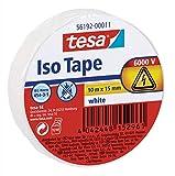 Tesa Isolierband, weiß, 10m:15mm