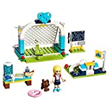 LEGO Friends 41330 - Fußballtraining mit Stephanie, Kinderspielzeug -