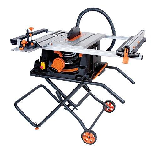 Evolution RAGE5-S Multi-Purpose Table Saw, 255 mm (230V) Test