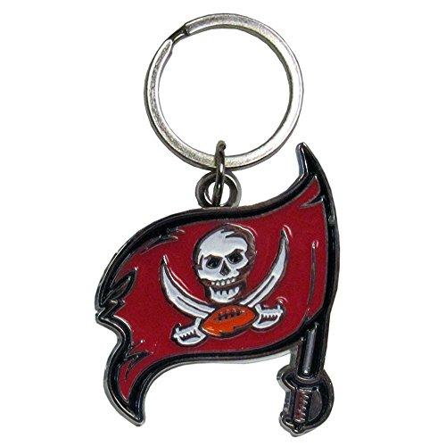 Siskiyou NFL Tampa Bay Buccaneers Chrome Key Chain