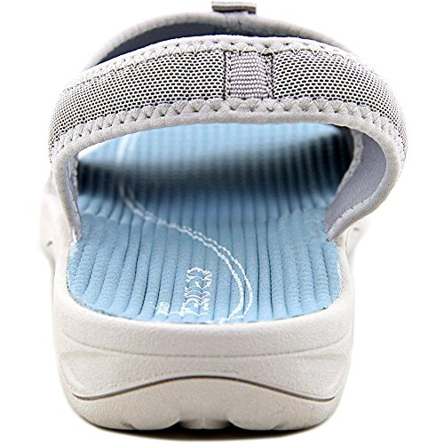 Easy Spirit Yamaste Toile Sandale Lt Grey