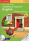 Cambridge Primary English Stage 4 Teacher's Resource Book with CD-ROM