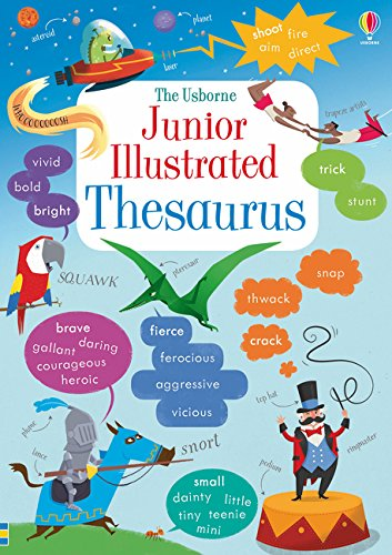 Junior Illustrated Thesaurus par James Maclaine
