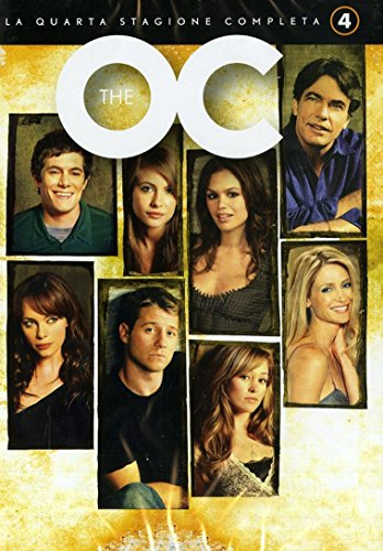 The O.C. Stg.4 (Box 5 Dvd)