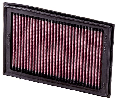 k&n ka-2508 high performance replacement air filter for kawasaki ex250r/300 K&N KA-2508 High Performance Replacement Air Filter for Kawasaki EX250R/300 51kBg 40SUL