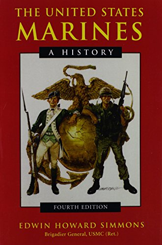 The United States Marines (Marine-artillerie-corps)