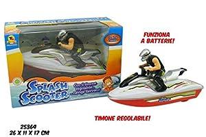 Toys Garden Srl Moto de Agua CM.2625364, Multicolor, 851054