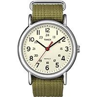 Timex Weekender Analog Beige Dial Unisex Watch - T2N651