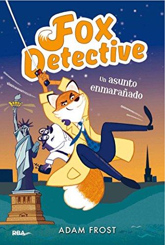 Un asunto enmarañado. Fox detective 3 (PEQUES) por Adam Frost