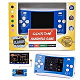 Best Handheld Game Systems - QINGSHE Retro Handheld Game Console for Kids,Classic Arcade Review