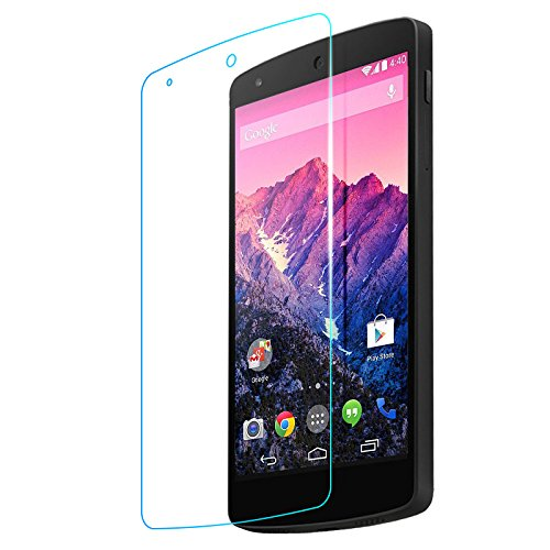 Google Nexus 5 TEMPERED GLASS BY RSC POWER+  available at amazon for Rs.109