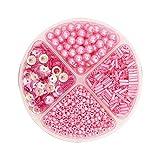 Gütermann / KnorrPrandell 6116248 - Collar de color rosa, 30 g [Importado de Alemania]