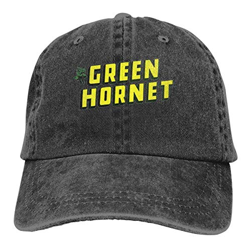 Green Hornet Summer Cool Heat Shield Unisex Adult Cowboy Hat (Green Hornet Hat)