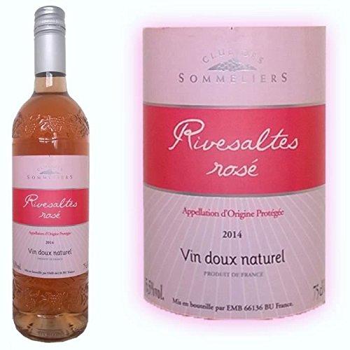 Rivesaltes Rosé 75cl