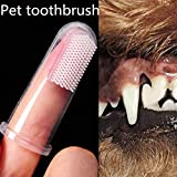 Picture Of Gaddrt 5cm Super Soft Pet Finger Toothbrush Teddy Dog Brush Bad Breath Tartar Teeth Care Dog Cat Cleaning Supplies