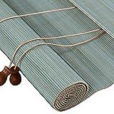 WY Le Tende a Rullo di bambù, Retro Tenda dell'interno della Tenda di bambù della Stanza del tè del Salone dell'interno Possono Essere Personalizzate (Colore : C, Dimensioni : 90x200cm)