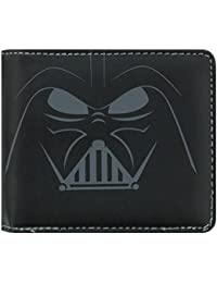 Darth Vader Image Star Wars Lack Of Faith Boxed Black Wallet Official Licensed