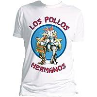 Trademark Products Men's Breaking Bad Los Pollos Hermanos