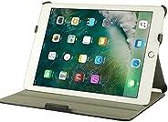 Navitech Schutzhülle für iPad 10,5 Zoll (26,7 cm), Standfunktion, Schwarz