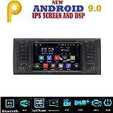 Android 9.0 GPS DVD USB SD WI-FI Bluetooth Mirrorlink Autoradio für BMW X5 E53 / BMW E39 BMW M5 / BMW E38