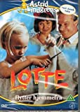 DVD Astrid Lindgren - Lotta aus der Krachmacherstrasse auf DÄNISCH/DANISH