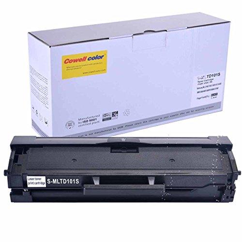Preisvergleich Produktbild Cowell-Color toner For Samsung MLT-D101S Black Laser Toner Cartridge Compatible for Samsung ML-2165W SCX-3405FW ML-2160 ML-2165 SCX-3400FW SF-760P ML-2168 ML-2162 ML-2164W Printer