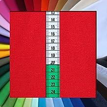 2 Stoffpaket Bündchen//Schlauchware 10 x 0,25 cm Nr