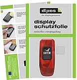 Garmin Vivofit Junior 2 Schutzfolie - 6x dipos Displayschutzfolie Folie matt