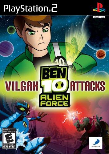 Ben 10:Alien Force Vilgax Atta [DVD-AUDIO] (Ben 10 Alien Force Ps2)