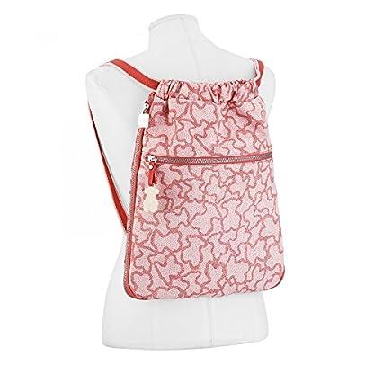 51kBpudEnzL. SS416  - Mochila Tous Caine Kaos New Colores Rosa