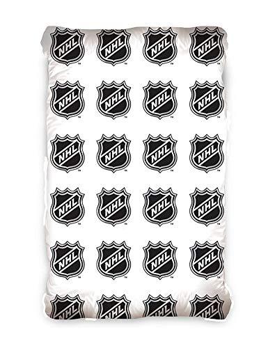 NHL Spannbettlaken - Spannleintuch - Fanartikel - Fanshop